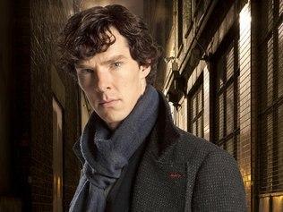 Benedict Cumberbatch, o Sherlock da nova série da BBC (Divulgação)
